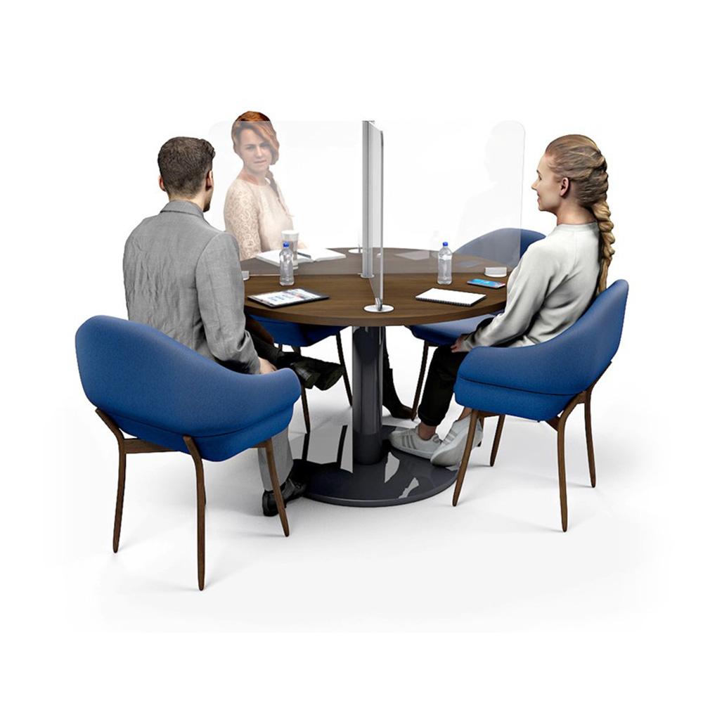ACHOO® Crystal Clear Table Divider Screens