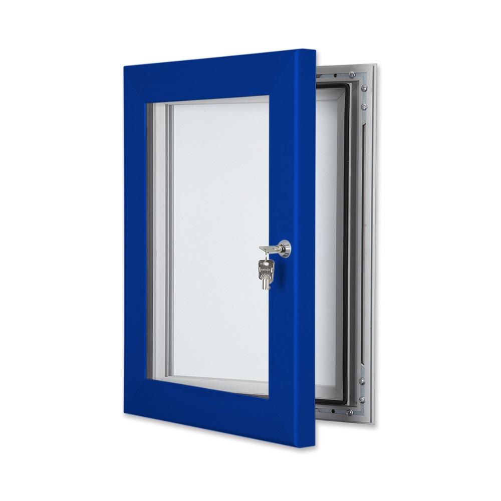 External Notice Boards - Coloured Frame